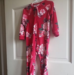 The Childrens Place new footie pajama